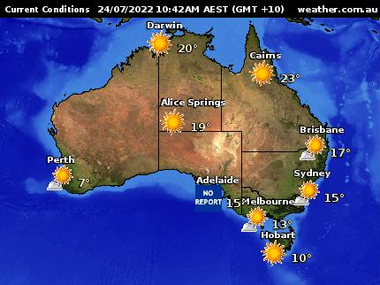 Current Conditions Map